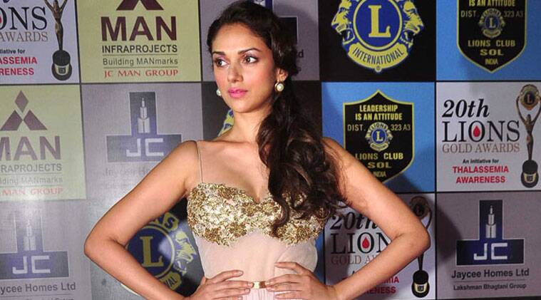 While the elder version of the wealthy spinster will be portrayed by the evergreen actress Rekha, Aditi Rao Hydari will be appearing in the film as a younger version of the actress.