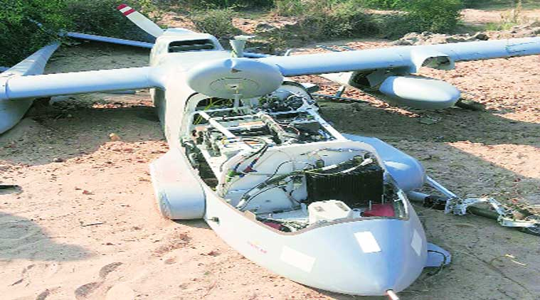 IAF's Rs 80-cr UAV crashes near Bhuj