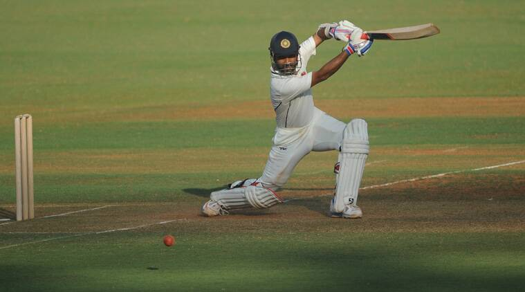 Ajinkya Rahane has played nine out of his 10 Tests outside subcontinent and has made runs in South Africa, New Zealand, England (Source: Express File)