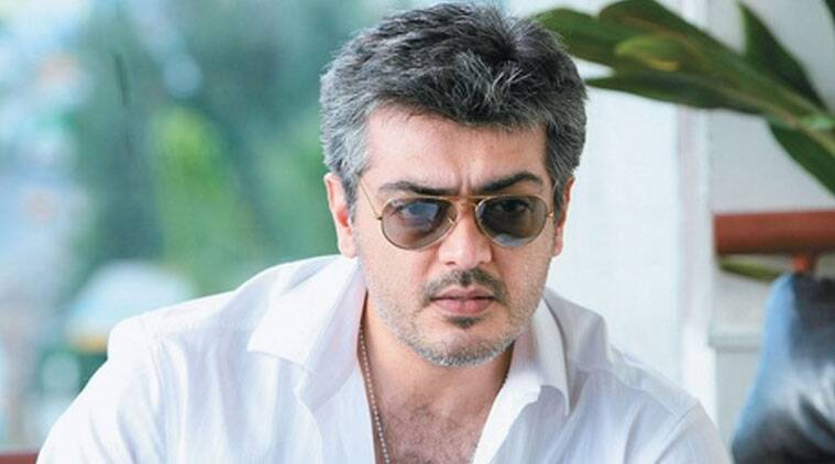 """Ajith Kumar is busy shooting for Tamil action-thriller """"Yennai Arindhaal""""."""
