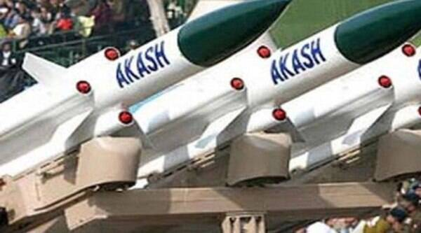 'Akash' has been developed by DRDO as part of the Integrated Guided Missile Development Programme.