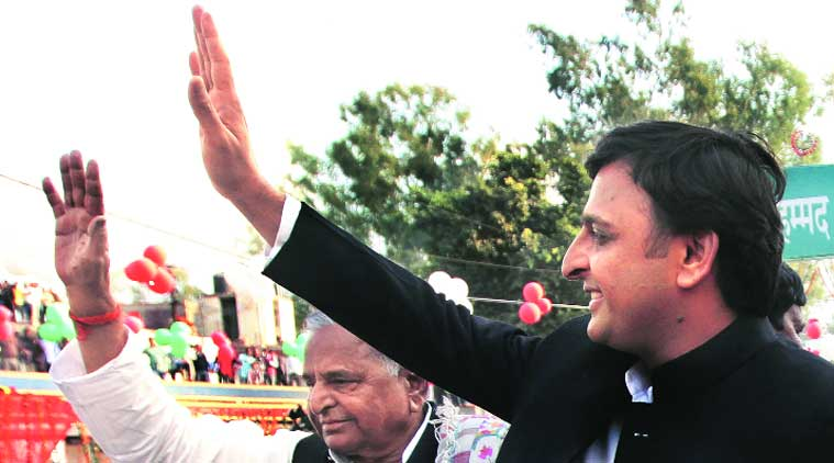 Ahead of bash, a gift for host and dost, courtesy Akhilesh's cabinet