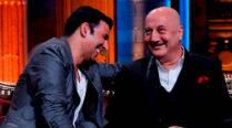 Have fun working with Anupam Kher: Akshay Kumar