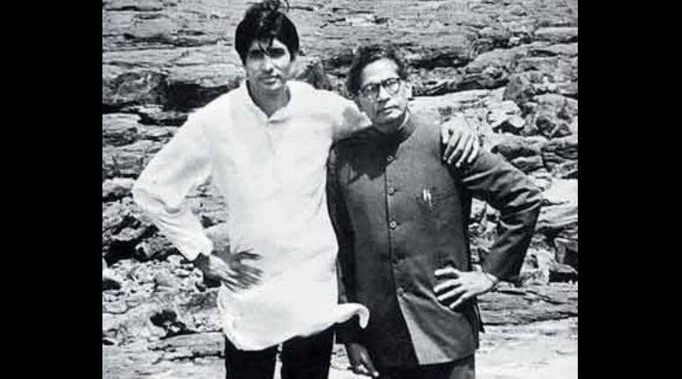 Amitabh Bachchan took to his blog to share about his father's literary journey.