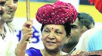 Anandiben kicks off hospital cleanliness mission acrossstate