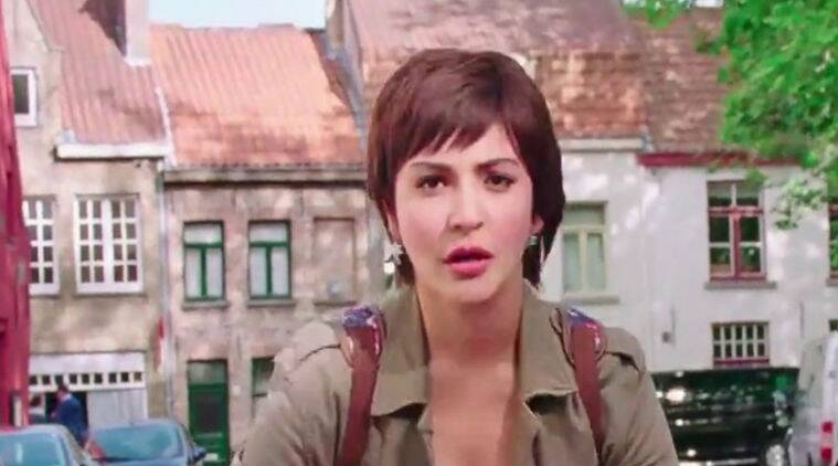 Watch: Anushka Sharma's transformation into Jaggu aka 'Jagat Janani