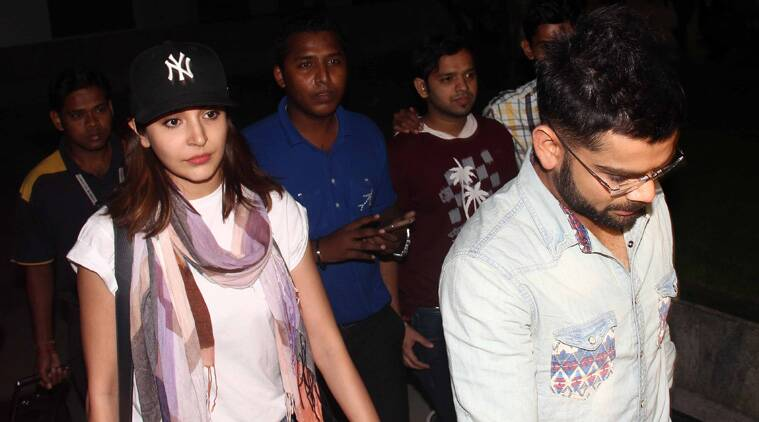 Anushka Sharma: We will not hide if you guys see us together, but we will not talk about it. (Express photo by Varinder Chawla)