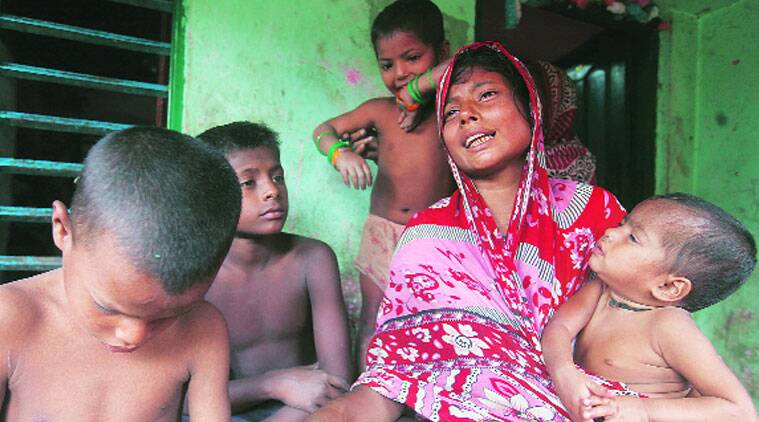 Howrah: Lost in the fury of a lynching, the sorrow of a pregnant widow