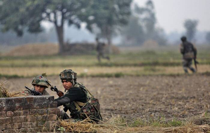 Nearly a month ago, Arnia was the worst hit by unprecedented unprovoked shelling by Pakistani Rangers which had continued for over a fortnight leading to migration of a large number of villagers from their native places. (Source: AP)