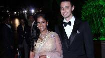 Salman Khan's sister Arpita, Aayush's wedding reception a star studded event