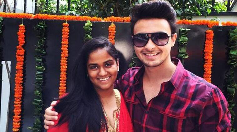 The couple - Arpita Khan and Aayush Sharma, who have been rumoured to be in love since 2013 - wanted to have their take place in a palace. (Source: Twitter)