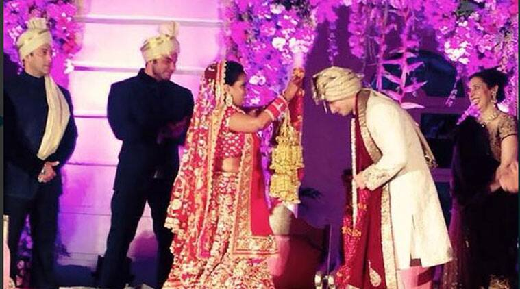 The Big Khan Wedding Arpita Khan Aayush Sharmas Wedding