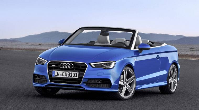 Audi A Cabriolet To Make Indiadebut In December The Indian Express - Audi parent company