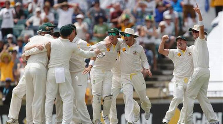The squad is expected to be named on Monday, with the first Test to start in Brisbane on Dec. 4. (Source: AP)
