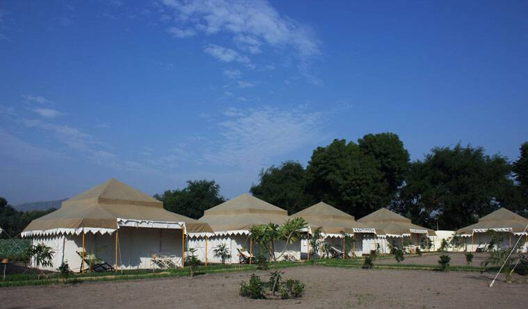 AWX2 & Pushkar: The AWX camp offers a rustic experience albeit in luxury ...