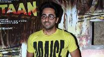 Ayushmann Khurrana wants to be anonymous?