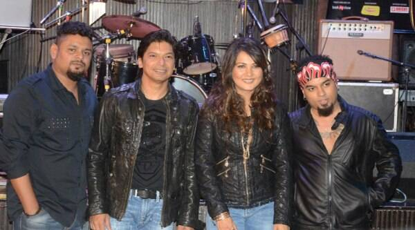 Gourav Dasgupta,  Shaan and Roshin Balu from  Superbia have worked on the film's music