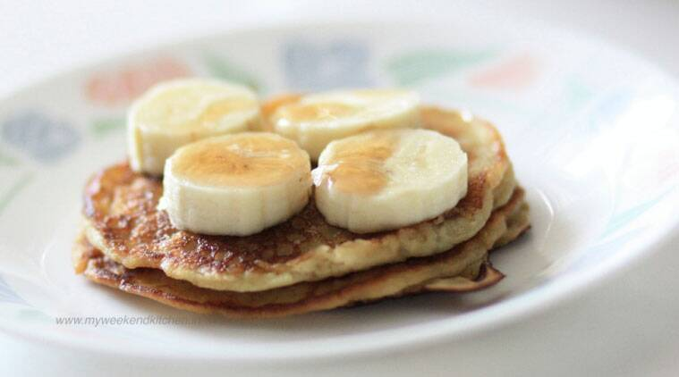 Breakfast recipe: Start your day with yummy and nutritious Banana Pancakes