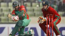 Bangladesh down Zimbabwe to take 4-0 lead