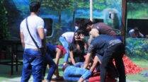 Bigg Boss 8: Puneet Issar disqualified from the house for assaulting Arya Babbar