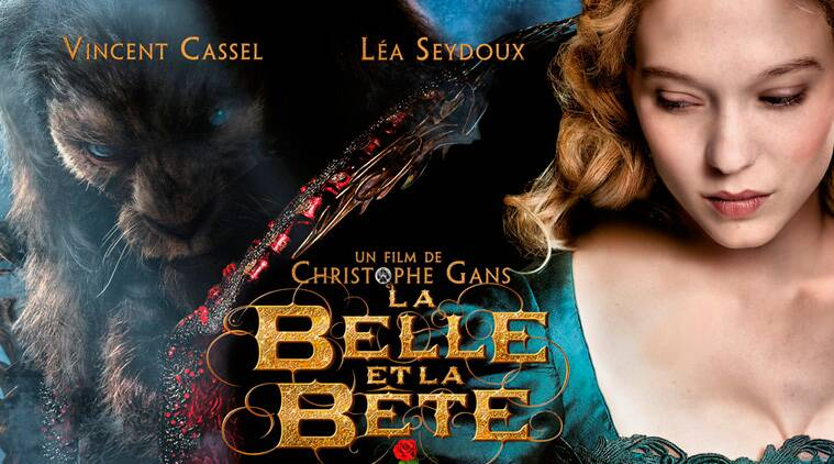 Moview Review: La Belle Et La Bete - A rose by any other name may smell as sweet, but there is little to recommend this fairytale told countless times before, and now in French and badly dubbed English. And that's not for lack of one red rose or many.