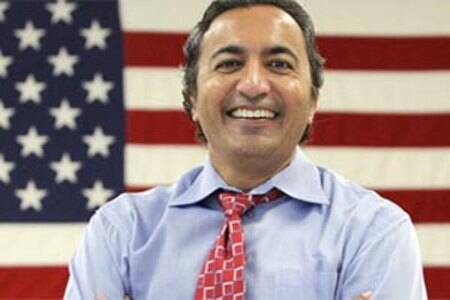 Michelle Obama bats for Indian-American Ami Bera