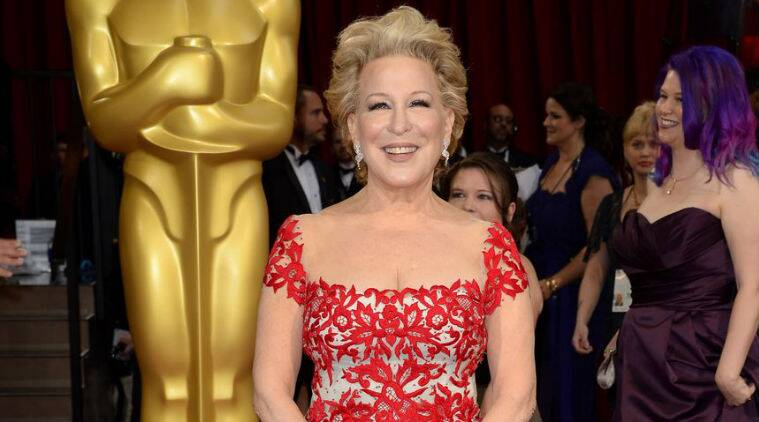 Bette Midler has been married to Martin von Haselberg for 30 years. (Source: AP)