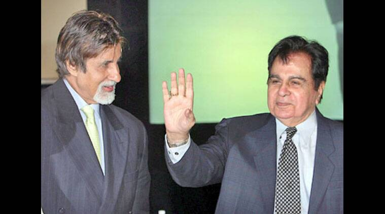 Rumours about Dilip Kumar's death spread online last evening prompting Big B to call Saira Banu.