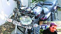 One youth killed, two injured as bike skids in Sector22-C
