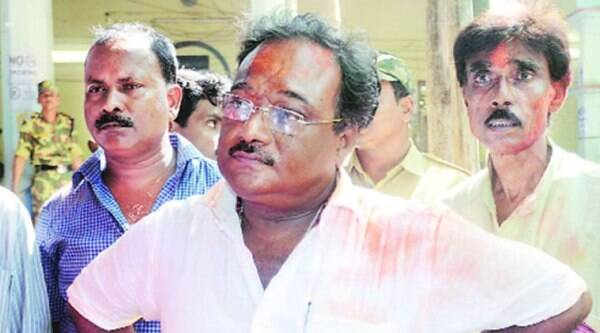 Bhattacharya said members of the minority who were defecting from the TMC to the BJP, were being targeted. (Source: Express photo)