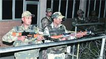 BSF, Rangers braced for attack after Wagahintel
