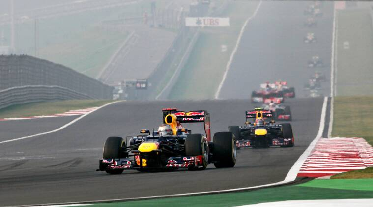 The Indian Grand Prix was dropped from the 2014 calendar after three successful seasons. (Express file)