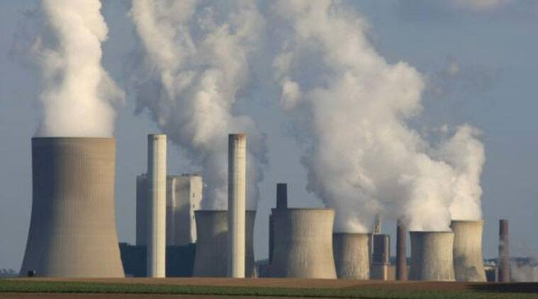 carbon emissions news, climate change news, world news, indian express news
