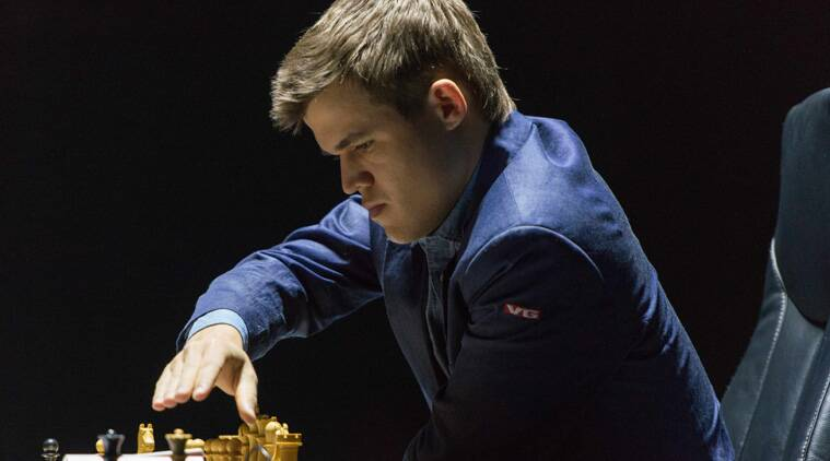 Carlsen got a stronghold on the position in quick time and gave little hope to Anand. (Source: AP File)