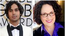 Kunal Nayyar pays tribute to 'Big Bang Theory' co-star