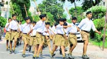 With shakhas, bal shakhas, RSS spreads its tentacles in city