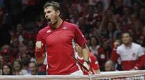 Stansilas Wawrinka will be back to defend his Chennai Open title