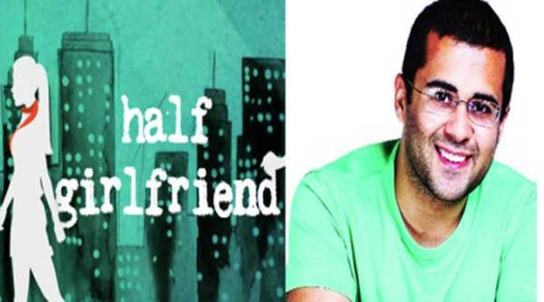 The notice says 'Half Girlfriend' contains express and implied references to former royal family, which are false and derogatory in nature.