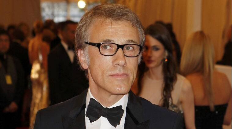 Christoph Waltz will become the 15th Austrian-born celebrity to unveil a star. (Source: AP)