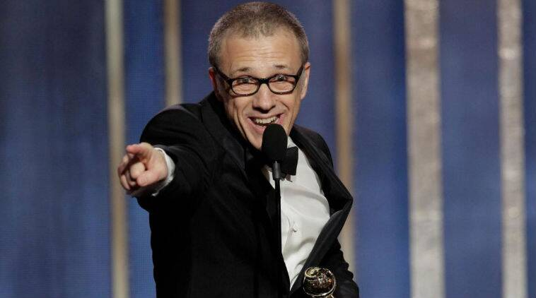 Christoph Waltz has signed up to star in 'Bond 24' possibly as the villain. (Source: AP)