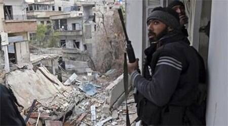 Syria: At least 40 killed in clashes between govt forces and oppn fighters, says human rightsbody
