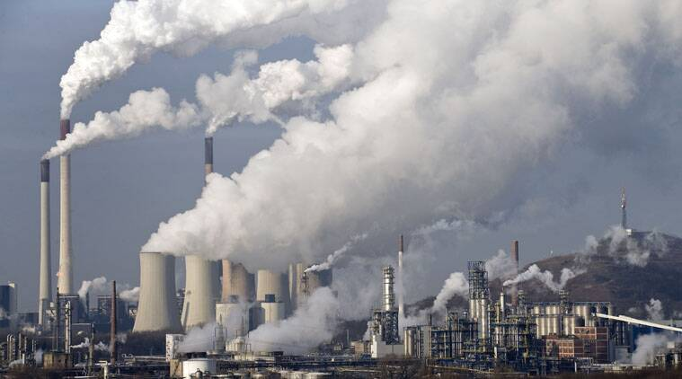 The United Nations' expert panel on climate science on Saturday finished a report on global warming.