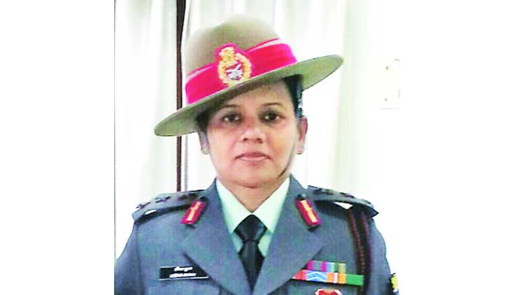 Col. Leena Gaurav