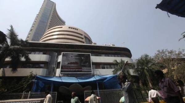 Foreign investors increased their exposure in BSE Sensex companies to an all-time high of 27 per cent in the September quarter, says a report. AP