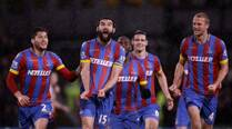 Crystal Palace hand Liverpool fourth straight defeat