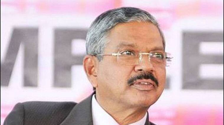 Chief Justice of India Dattu. (Source: PTI)