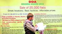 DDA flats draw finally done, lucky 25,000 get keys by January