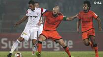 Delhi Dynamos notch up second ISL victory, beat NorthEast United 2-1