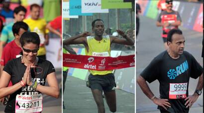 Delhi Half Marathon: Hits and Misses