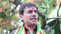 Sameer Desai quits Congress, joins BJP
